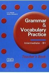 Фото - Grammar & Vocabulary Practice Intermediate B1 TB