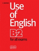 Фото - Use of English B2 for all exams
