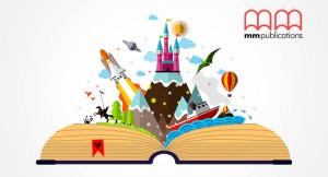 Story Book - Childhood Imagination Concept