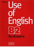 Фото - Use of English B2 SB