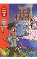 Фото - Level 5 Tom Sawyer with CD-ROM