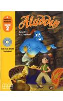Фото - Level 2 Aladdin with CD-ROM