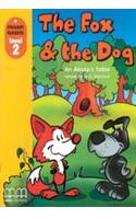 Фото - Level 2 Fox & the Dog with CD-ROM