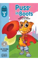 Фото - Level 3 Puss in Boots with CD-ROM