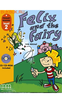 Фото - Level 2 Felix and the Fairy with CD-ROM