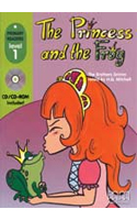 Фото - Level 1 Princess and the Frog with CD-ROM