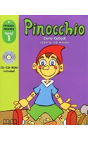 Фото - Level 1 Pinocchio with CD-ROM