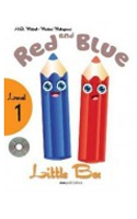Фото - Level 1 Red and Blue (with Audio CD/CD-ROM)