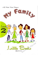 Фото - Level 2 My Family (with CD-ROM)