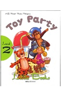 Фото - Level 2 Toy Party (with CD-ROM)