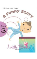 Фото - Level 3 A Funny Story (with CD-ROM)