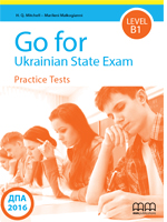Фото - Go for Ukrainian State Exam Level B1