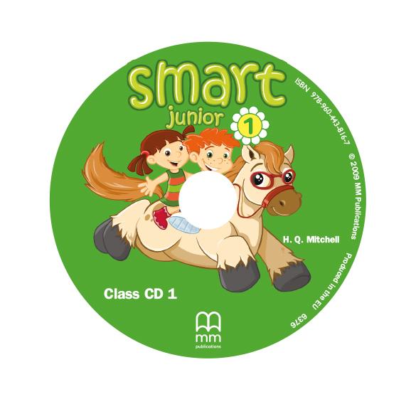 Фото - Smart Junior 1 for Ukraine Class CDs