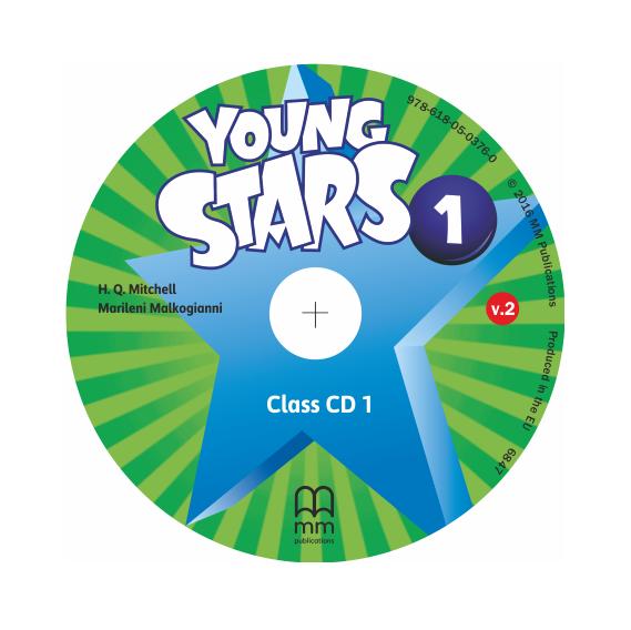 Фото - Young Stars 1 Class CDs