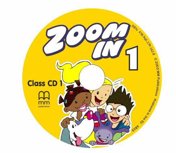 Фото - Zoom in 1 CDs