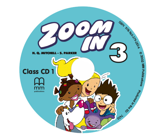 Фото - Zoom in 3 CDs