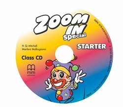 Фото - Zoom in special Starter Class CD