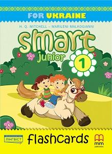 Фото - Smart Junior 1 for Ukraine Flashcards