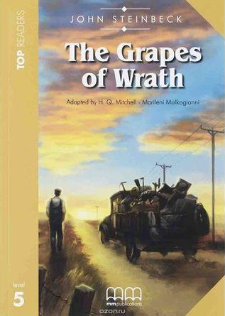 Фото - Level 5 The Grapes of Wrath Upper-Intermediate Book with CD