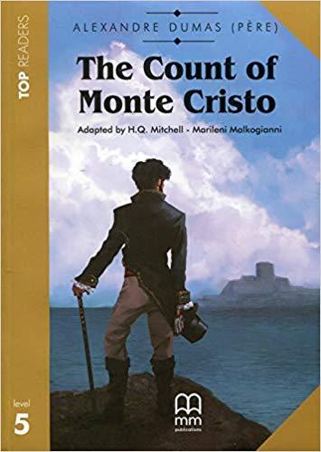 Фото - Level 5 Count of Monte Cristo Upper-Intermediate Book with Glossary & Audio CD