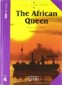 Фото - Level 4 African Queen Intermediate Book with CD