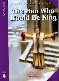 Фото - Level 4 Man Who Would be King Intermediate Book with CD