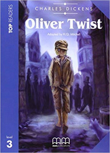 Фото - Level 3 Oliver Twist Pre-Intermediate Book with CD
