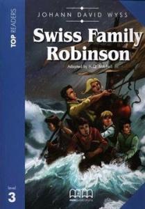 Фото - Level 3 Swiss Family Robinson Pre-Intermediate Book with CD