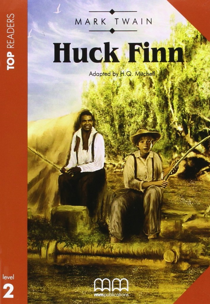 Фото - Level 2 Huck Finn Elementary Book with CD