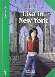 Фото - Level 1 Lisa in New York Beginner Book with CD