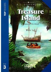 Фото - Level 3 Treasure Island Pre-Intermediate Book with CD