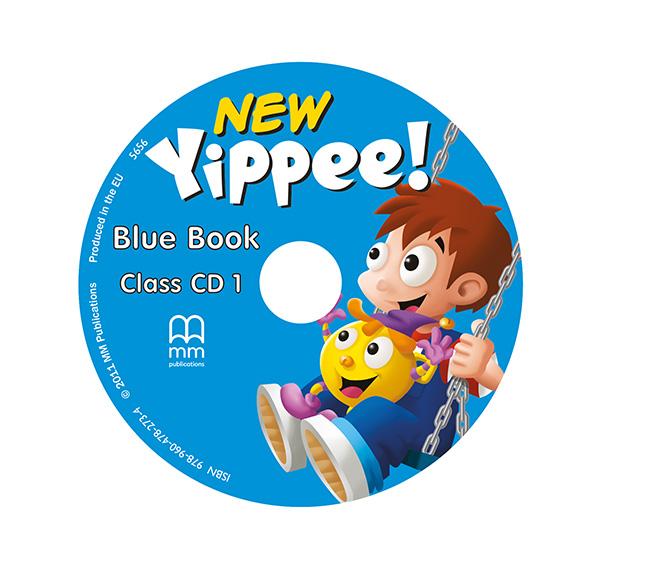 Фото - New Yippee Blue Class CDs(2)