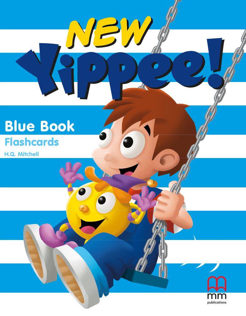 Фото - New Yippee Blue Flashcards