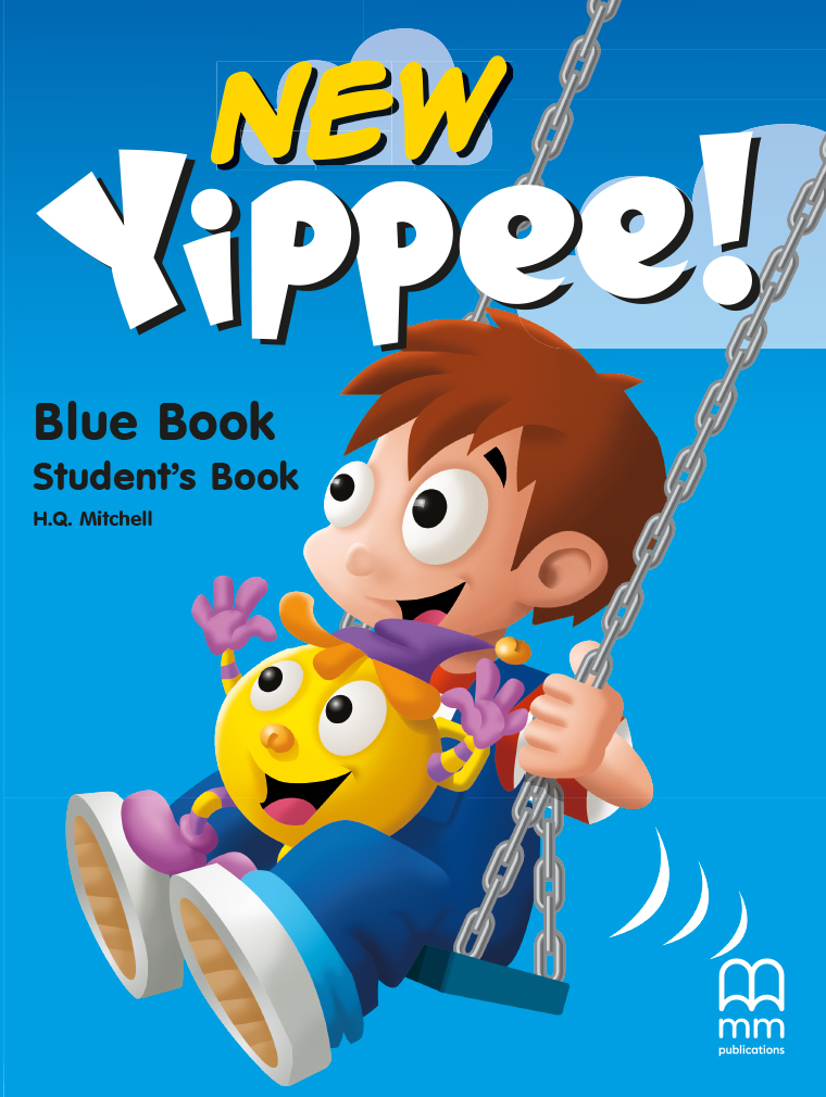 Фото - New Yippee Blue Student's Book
