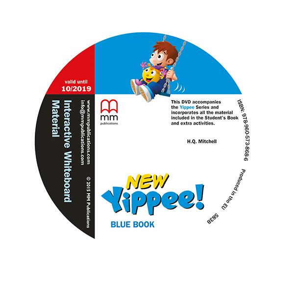 Фото - New Yippee Blue DVD IWB Pack