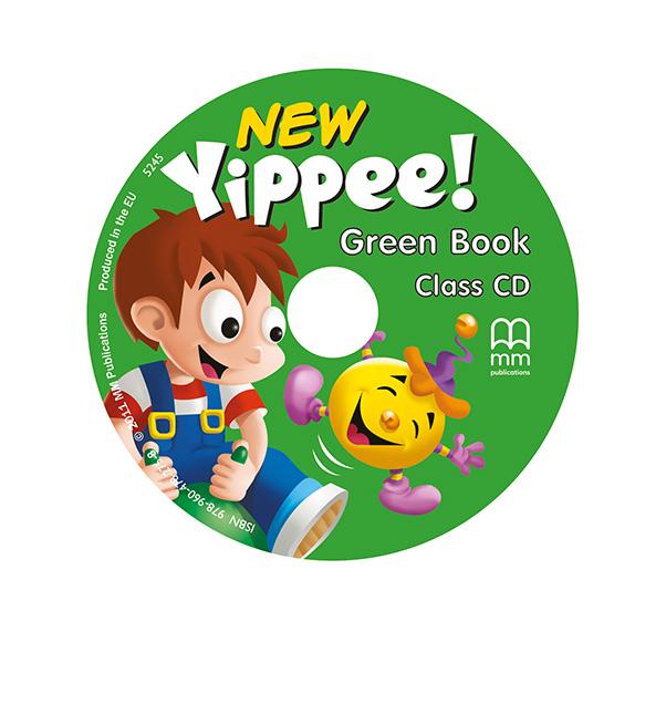 Фото - New Yippee Green Class CD