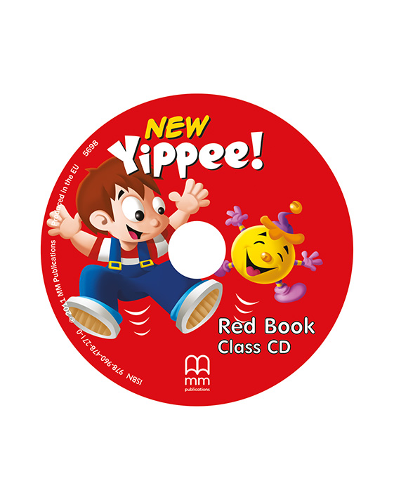 Фото - New Yippee Red Class CD