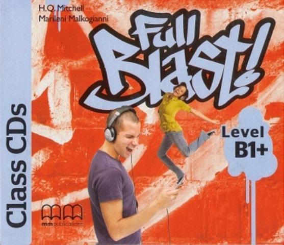 Фото - Full Blast! B1+ Class CDs