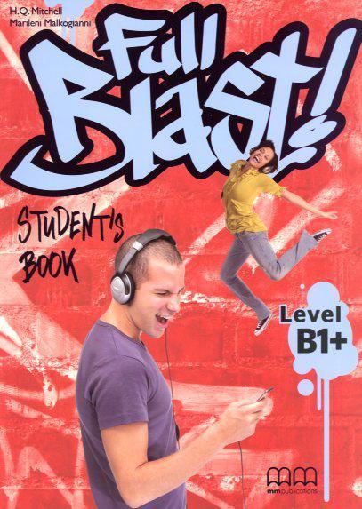 Фото - Full Blast! B1+ Student's Book