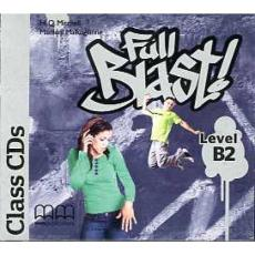 Фото - Full Blast! B2 Class CDs