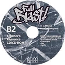 Фото - Full Blast! B2 TRP CD-ROM