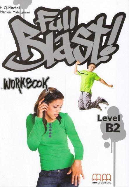 Фото - Full Blast! B2 Workbook