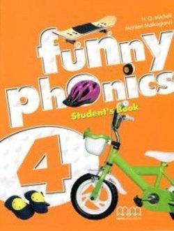 Фото - Funny Phonics 4