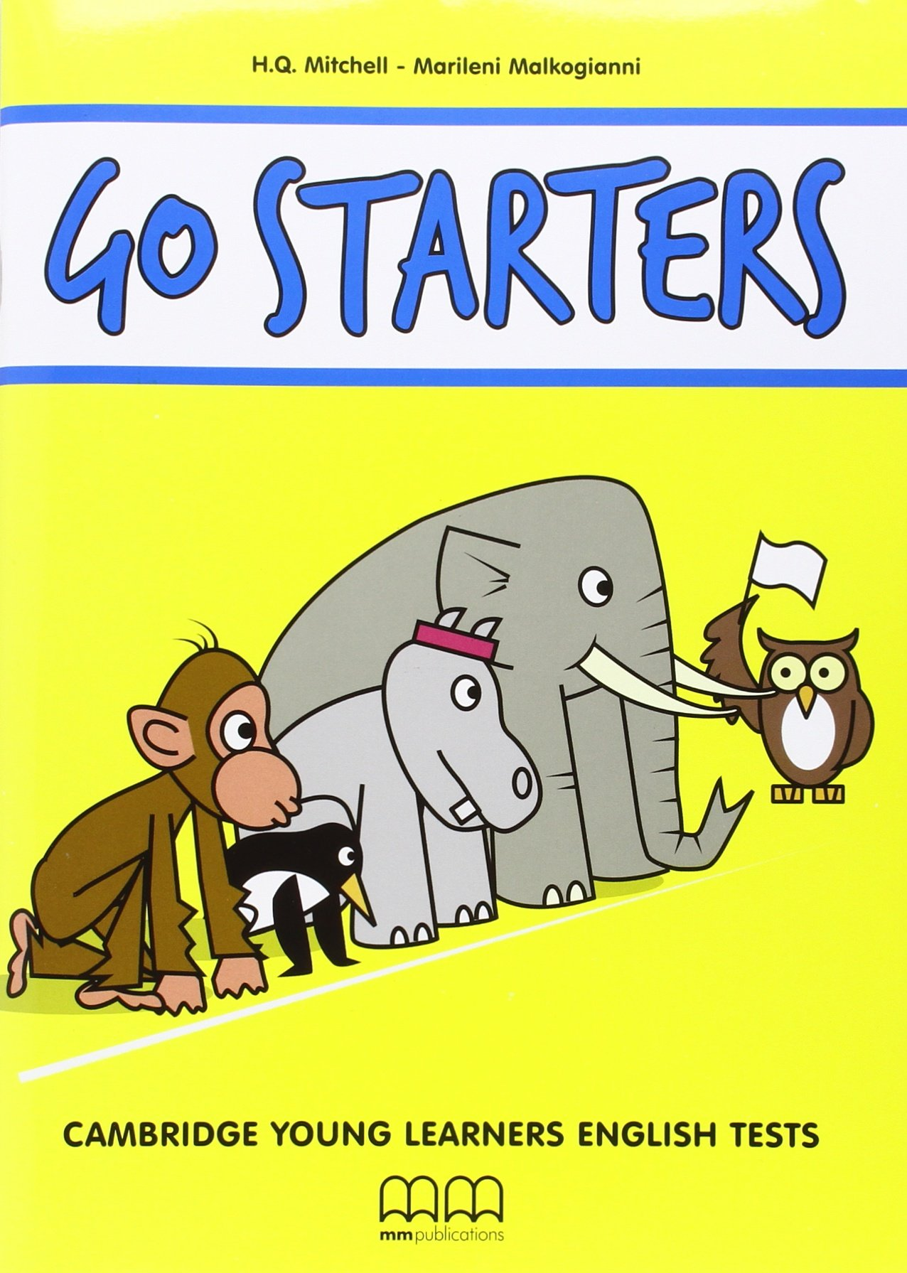 Фото - Go Starters Movers Flyers
