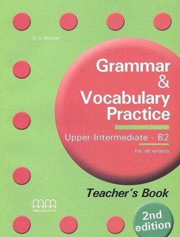 Фото - Grammar & Vocabulary Practice 2nd Edition Upper-Intermediate B2 TB
