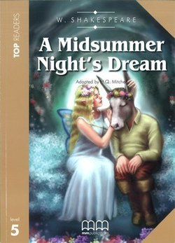 Фото - Level 5 A Midsummer Night's Dream Upper-Intermediate Book with CD