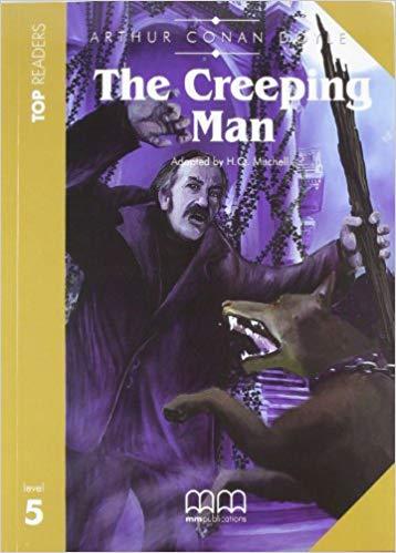 Фото - Level 5 Creeping Man Upper-Intermediate Book with CD