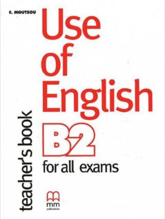 Фото - Use of English B2 TB