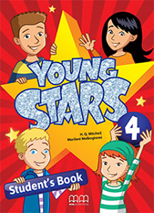 Фото - Young Stars 4 Student's Book