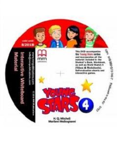 Фото - Young Stars 4 DVD IWB Pack